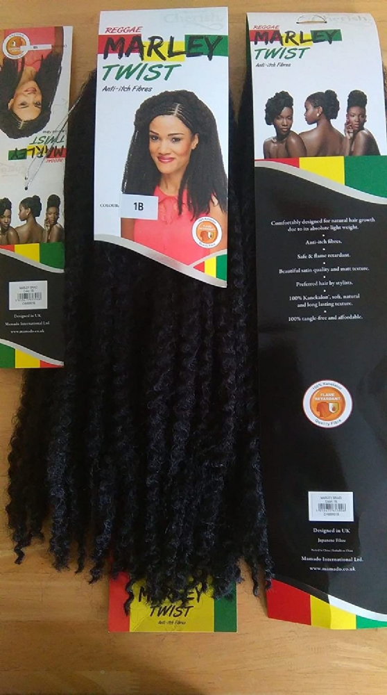 CHERISH REGGAE SYN MARLEY TWIST BRAID
